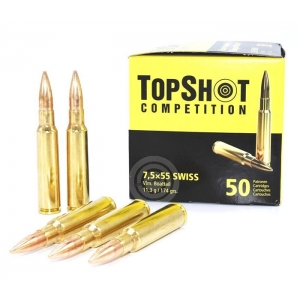 Rifle Ammo Brand Topshot Competition