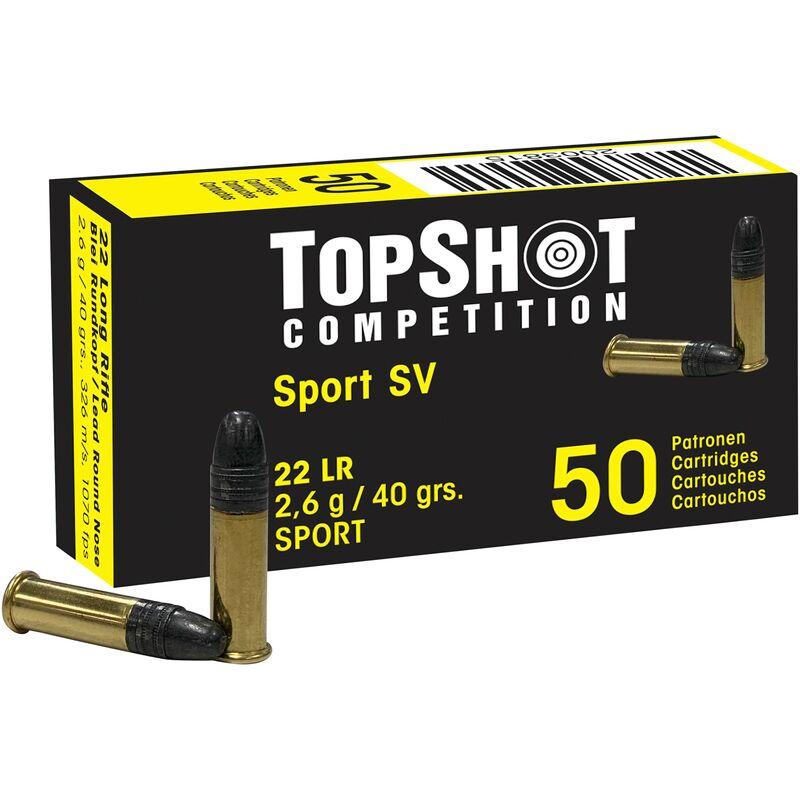 Topshot Black Edition 22lr Sv Sport Topshot Competition