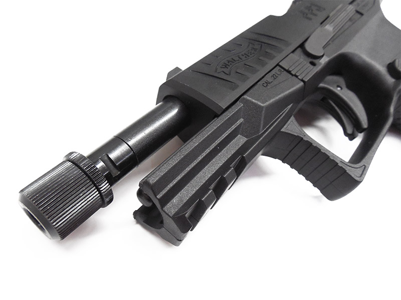 Walther PPQ M2 Tactical,  22 lr - Walther