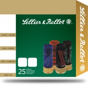 Sellier & Bellot 12/70 Fortuna, 3,5mm