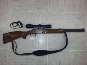 Blaser BBF97, 20/76 in 30-06 Spr