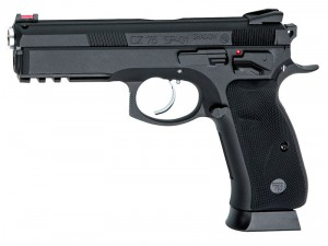 Airsoft CZ75 SP-01 Shadow