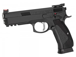 Airsoft CZ75 SP-01 Shadow ACCU