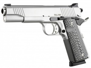Bul 1911 Government Silver