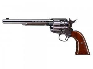 Colt SAA .45, 4.5mm, Blued, 7.5""