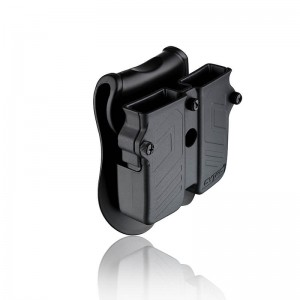 Universal Double Magazine Pouch, Paddle