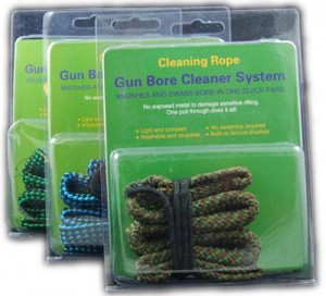 Gun Bore Cleaner System