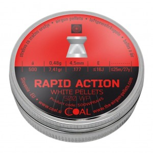 Coal Rapid Action, 4.5mm