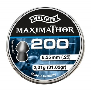 Walther Maximathor, 6.35mm