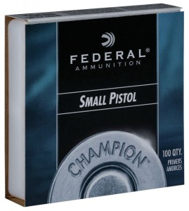 Federal 100 Small Pistol