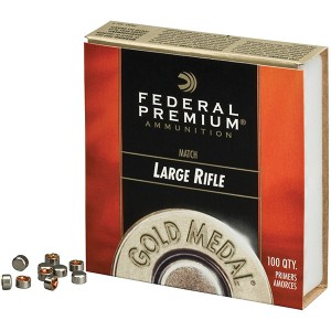 Federal GM210M Large Rifle Match