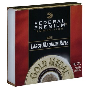 Federal GM215M Large Rifle Magnum Match
