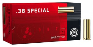 Geco .38 Special WC, 148grs
