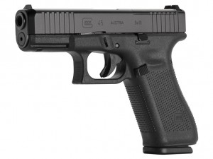 Glock 45 MOS, 9mm Luger