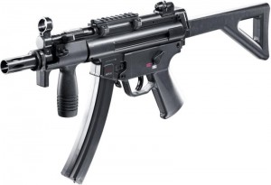 Zračna puška Heckler & Koch MP5 K-PDW, 4.5mm