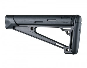 Hogue kopito AR-15/M-16 OverMolded Fixed