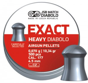 Exact Heavy, 4.5mm