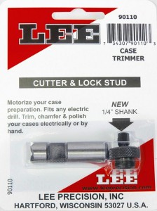 Trimmer Cutter & Lock Stud