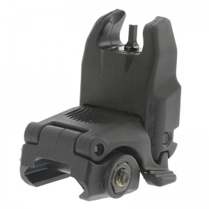 Magpul MBUS Back-Up Sight, sprednji merek