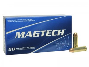 Magtech .38 Special FMJ Flat, 158 grs