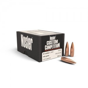Nosler .308 HPBT Custom Competition