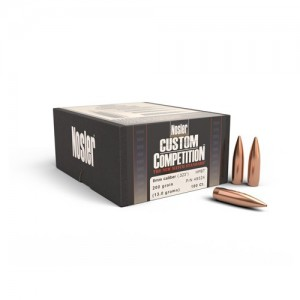 Nosler .323 HPBT Custom Competition