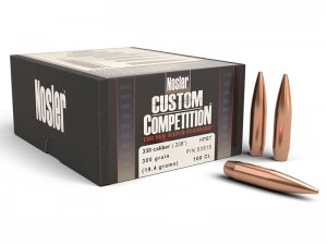 Nosler .338 HPBT Custom Competition