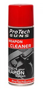 Weapon Cleaner