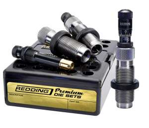 Redding Premium Die Set, Handgun