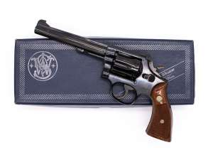 Smith & Wesson 17-3, .22lr