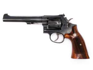 Smith & Wesson 17-5, .22lr