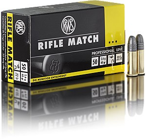 RWS Rifle Match, .22lr
