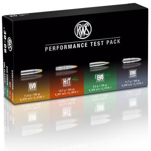 RWS Performance Test Pack, .30-06 Spr