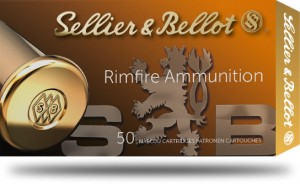Sellier & Bellot .22lr Subsonic