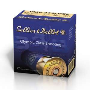 Sellier & Bellot Trap 24 Super 12/70, 2.4mm