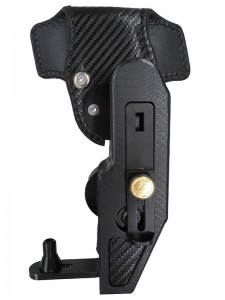 Speed Machine 3D, IPSC holster, Carbon