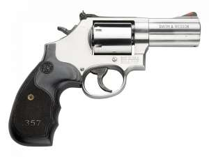 "S&W 686 Plus 3-5-7 Magnum Series 3"", 7 Shot"
