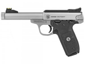 S&W SW22 Victory Threaded Barrel