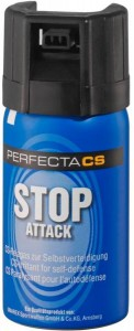 Obrambni sprej Perfecta CS Stop Attack, 40ml