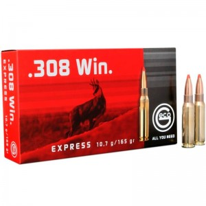 Geco .308 Win Express, 165grs