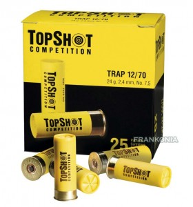Topshot 12/70 Trap, 2,4mm, 28g