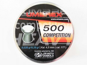 Umarex Competition, 4.5mm