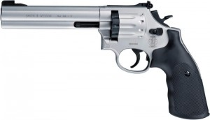 Smith & Wesson 686 CO2,  4.5mm