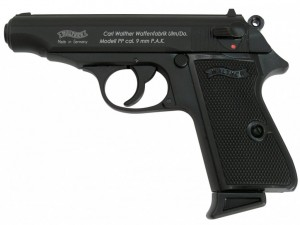 Plašilka Walther PP, 9mm