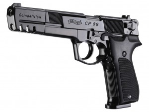 Walther CP88 Competition, 4.5mm