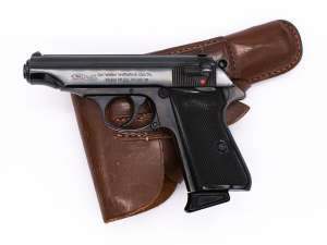 Walther PP, 7.65mm Browning