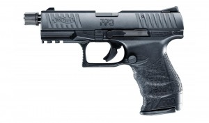 Walther PPQ M2 Tactical, .22 lr