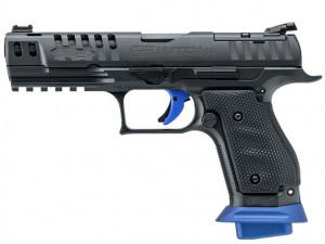 Walther Q5 Match SF Champion, 9mm Luger